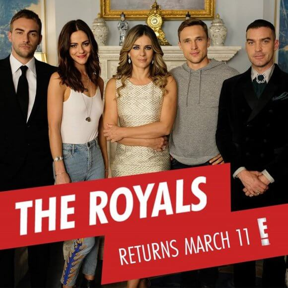 The Royals Season 4 Premiere Date and Trailer