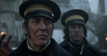 The Terror TV Series Tobias Menzies and Ciaran Hinds