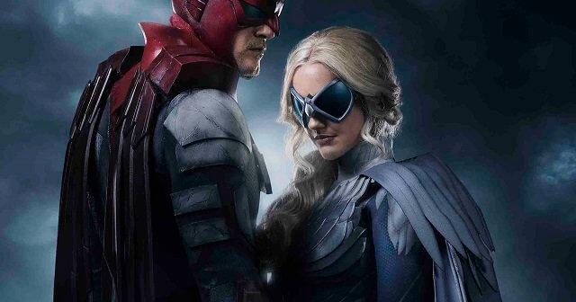 First Look: 'Titans' Unveils a Hawk and Dove Photo