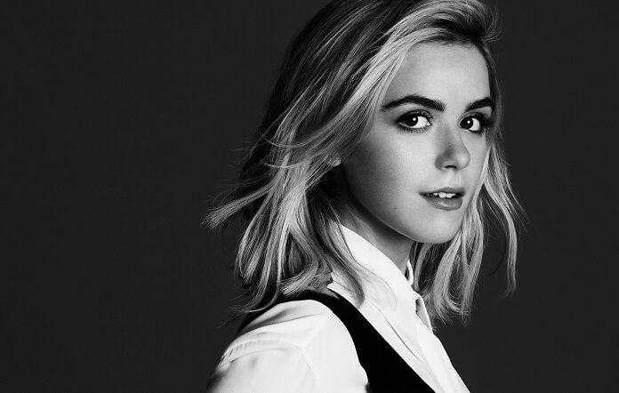 Kiernan Shipka Cast as 'Sabrina the Teenage Witch' in Reboot