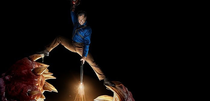 First Look: 'Ash vs Evil Dead' Season 3 Poster and Trailer