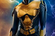 Black Lightning star Nafessa Williams as Thunder