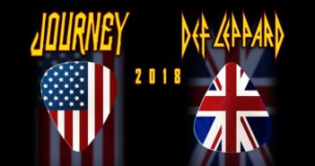 Journey and Def Leppard Tour Dates