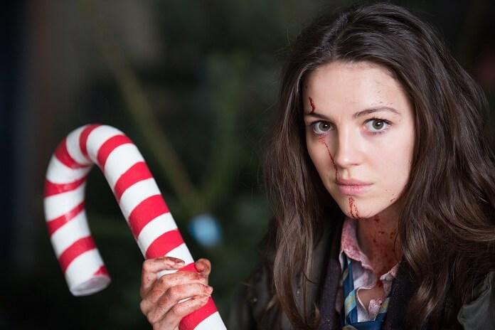 Anna and the Apocalypse star Ella Hunt