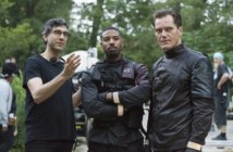 Fahrenheit 451 with Michael B Jordan and Michael Shannon