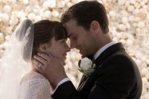 Box Office - Fifty Shades Freed Jamie Dornan and Dakota Johnson