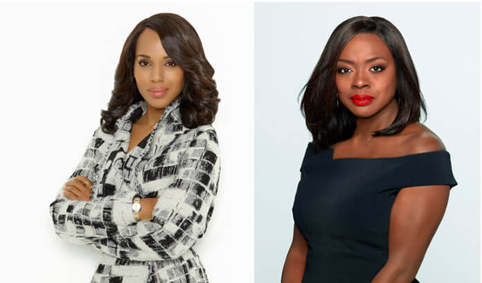 Scandal and How to Get Away with Murder Crossovers