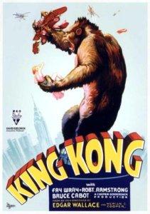 Top 10 Dinosaur Movies 1933 King Kong