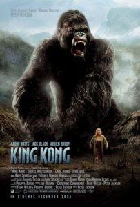 Top 10 Dinosaur Movies - King Kong
