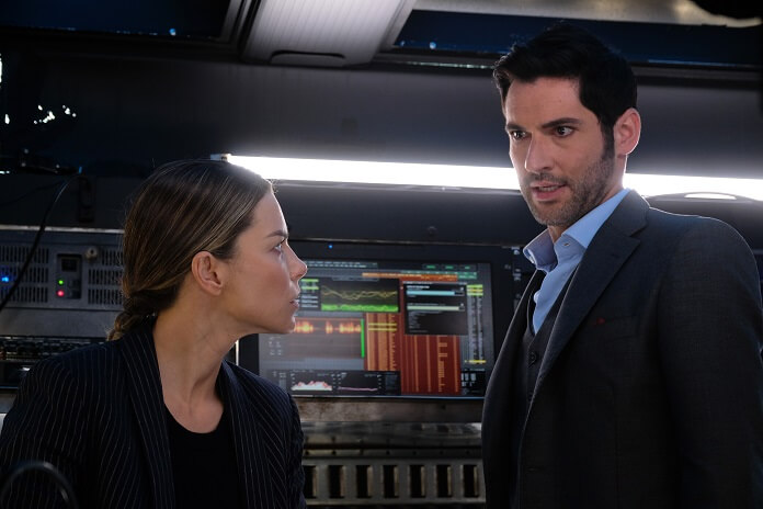 Lucifer Season 3 Episode 12