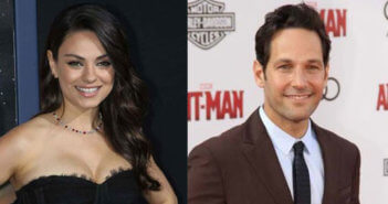 Hasty Pudding Honors Mila Kunis and Paul Rudd