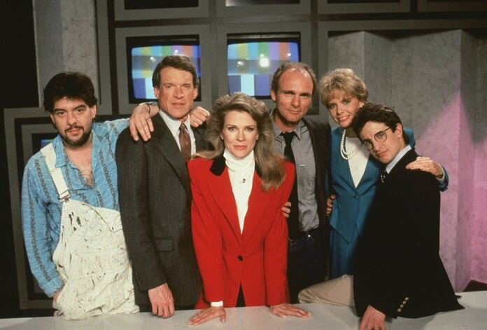 Murphy Brown New Season with Candice Bergen