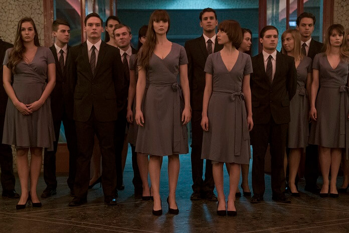 Red Sparrow Cast Photo