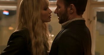 Box Office Report: Red Sparrow Jennifer Lawrence and Joel Edgerton