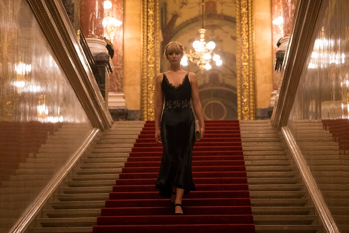 Red Sparrow Photos and Trailer
