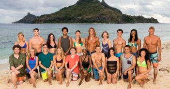 Survivor Season 36 Castaways