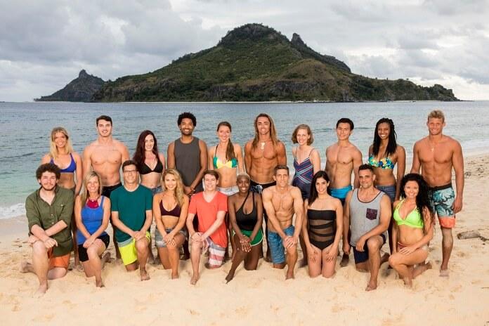 Survivor Season 36 Castaways