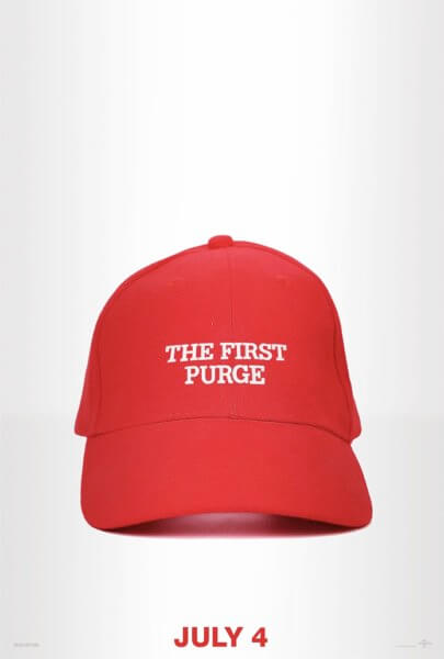 The First Purge Teaser Poster