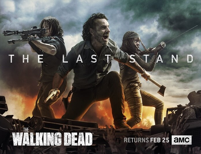 The Walking Dead Poster And Plot For Season 8 Part 2 And
