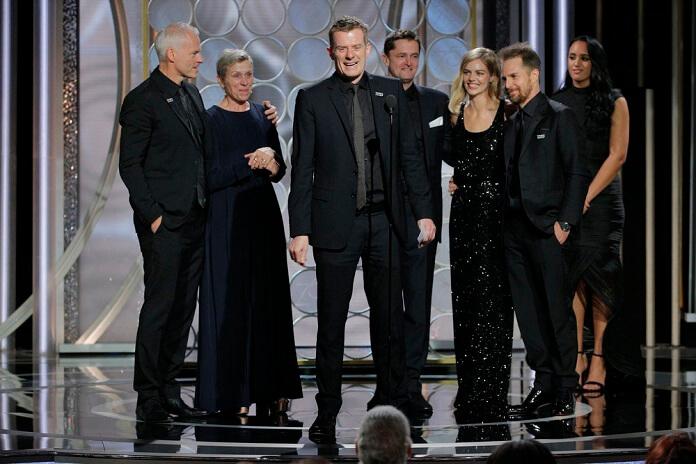 Golden Globes 2018 Winners