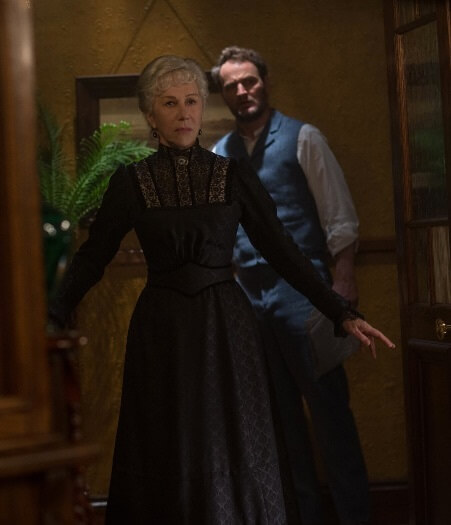 New trailer for Winchester starring Helen Mirren""
