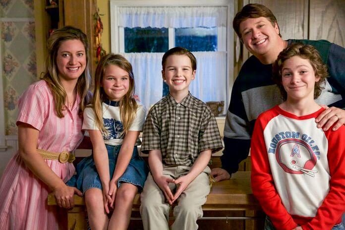 Young Sheldon Renewed Season 2