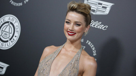 Amber Heard to Star in Run Away with Me
