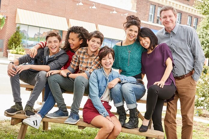 Disney Channel's 'Andi Mack' renewed for third season