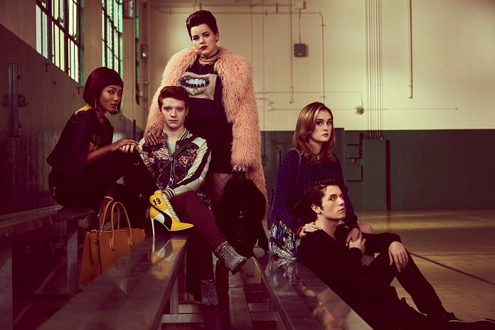 heathers tv series season 1 cast photos and plot details