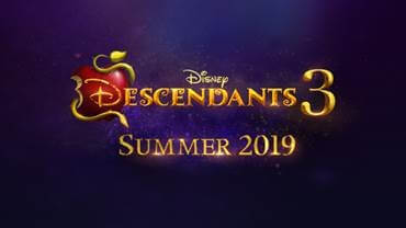 Descendants 3 is a Go