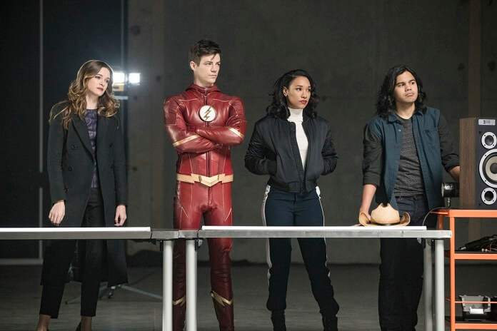 The Flash Season 4 Episode 14 Preview