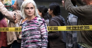iZombie Season 4 Rose McIver Interview