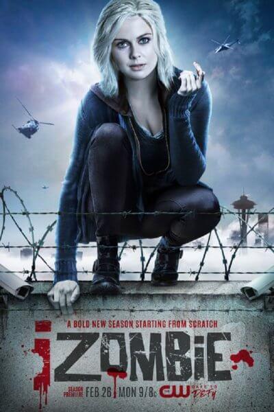 iZombie Season 4 Poster