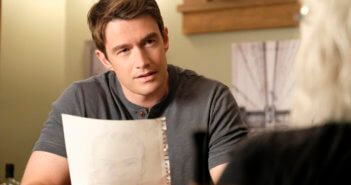 iZombie Robert Buckley Season 4 Interview