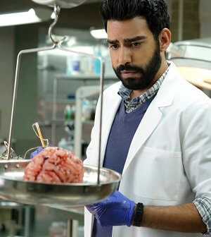 'iZombie' Season 4: Rahul Kohli Interview on Ravi, Zombies, and Rose McIver