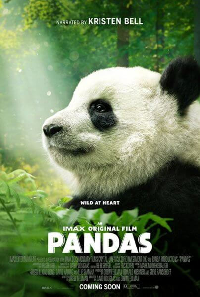 Pandas Poster and Trailer