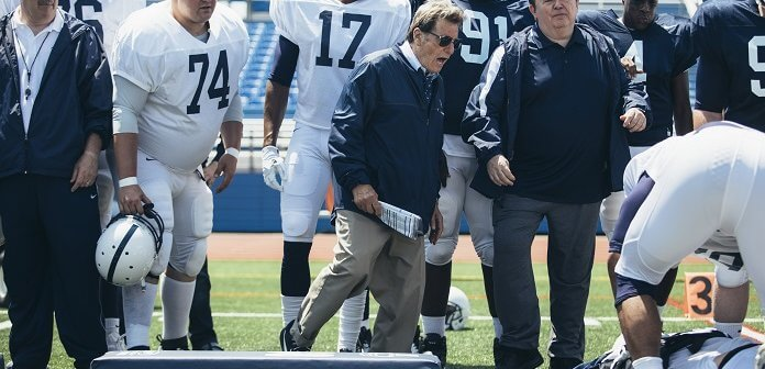 'Paterno' Official Trailer Arrives Starring Al Pacino as the Penn State Coach
