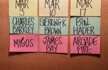 SNL March 2018 Hosts