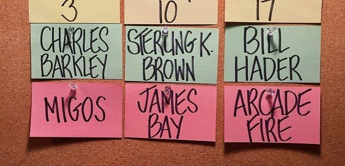'SNL' – Sterling K Brown, Bill Hader, Charles Barkley Host March Episodes