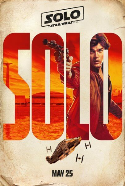 Solo: A Star Wars Story Han Solo Poster