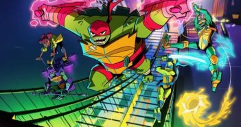 Rise of the Teenage Mutant Ninja Turtles First Photo