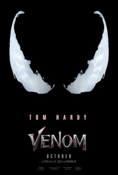 Venom Teaser Poster