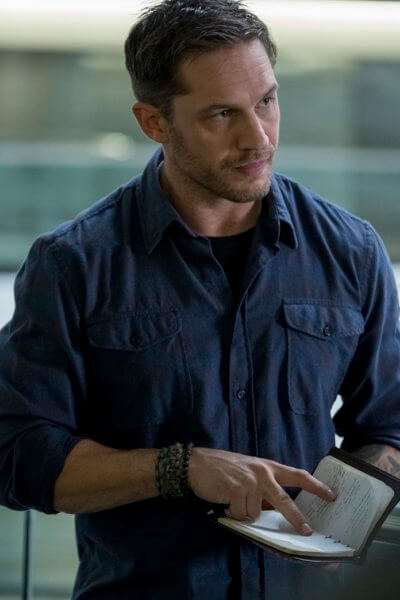 Venom star Tom Hardy