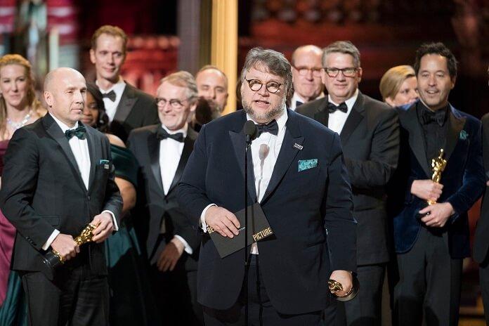 2018 Oscars Winners