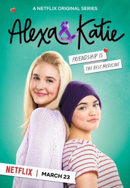 Alexa and Katie Poster