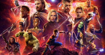 Avengers: Infinity War Poster and Trailer