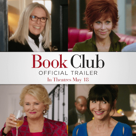 'Book Club' Trailer: Four Friends Finally Discover 'Fifty Shades'