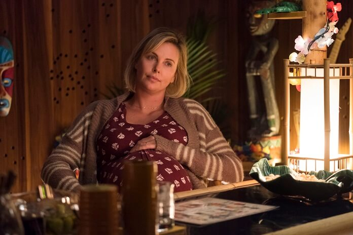 Watch the Official Trailer for Jason Reitman's TULLY Starring Charlize Theron