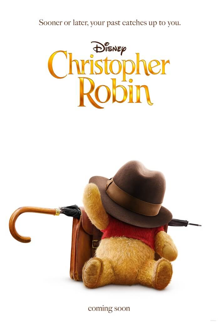 Christopher Robin Movie Teaser Poster