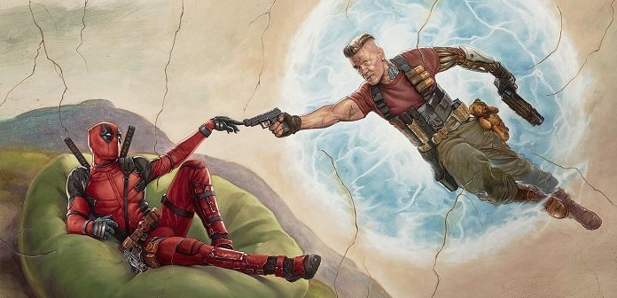 'Deadpool 2' Trailer: Deadpool Quips, Kisses, and Kicks Butt